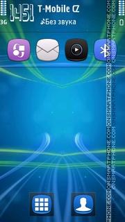 Serene 5th theme screenshot