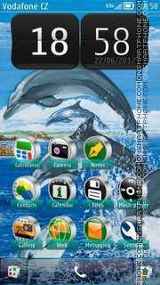 Dolphin 04 theme screenshot