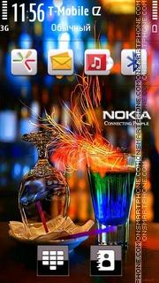 Nokia Party es el tema de pantalla