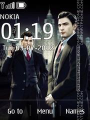 Mafia II 01 theme screenshot