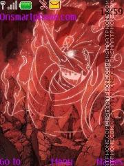 Itachi Susano theme screenshot