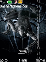 Spiderman 3 - 1 theme screenshot