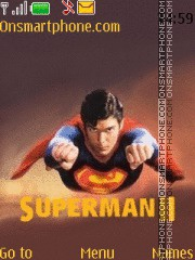 Superman 2 theme screenshot