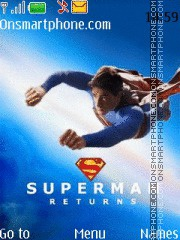 Superman Returns 4 Theme-Screenshot