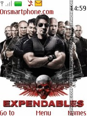 The Expendables Theme-Screenshot