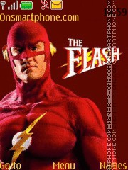 The Flash - Alex Ross Theme-Screenshot