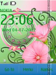 Скриншот темы Pink Beauty