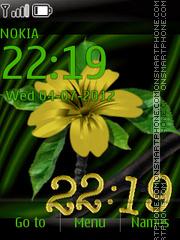 Exotik Flowers theme screenshot