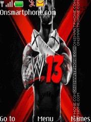 WWE CM Punk theme screenshot
