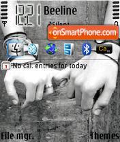 Miss U theme screenshot