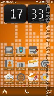 Yellow Music 02 es el tema de pantalla