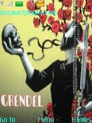 Скриншот темы Grendel
