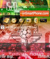 Lokomotiv 01 theme screenshot