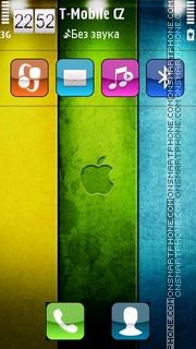 iPhone 06 es el tema de pantalla
