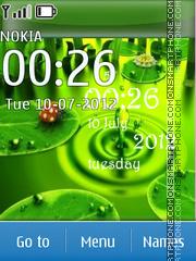All Green es el tema de pantalla