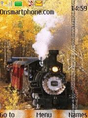 Train 04 theme screenshot