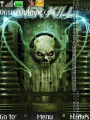 Overkill Theme-Screenshot