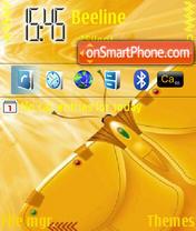 Butterflytech theme screenshot