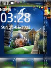 Capture d'écran Happy Ramadan thème