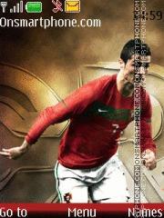 Portugal Fifa theme screenshot