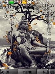 Lord Shiva 04 es el tema de pantalla