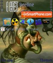 Nav10 theme screenshot