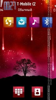 Rainingmat. theme screenshot