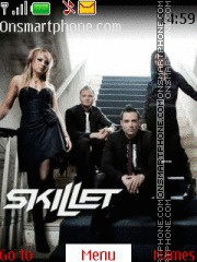 Skillet theme screenshot