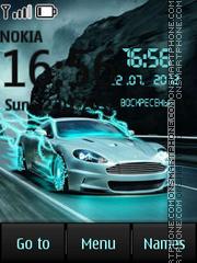 Avto theme screenshot