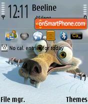 Scratt V2 es el tema de pantalla
