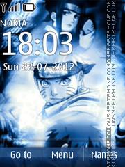 Naruto 09 es el tema de pantalla