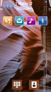 Strata tema screenshot