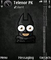 Big Eyes Batman theme screenshot