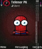 Big Spider theme screenshot
