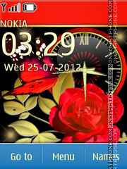 Rose Theme-Screenshot