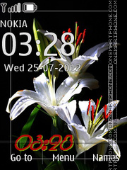 For Olya theme screenshot