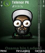 Osama theme screenshot