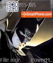 Batman 02 theme screenshot