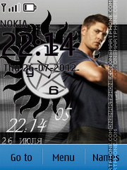 Winchesters theme screenshot