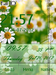 Chamomile theme screenshot