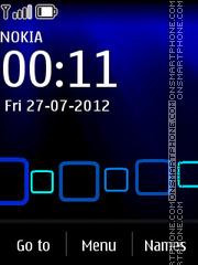 UnderWater 05 theme screenshot