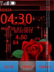 Just Roses es el tema de pantalla
