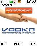 Vodka tema screenshot