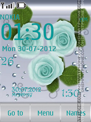 Roses theme screenshot