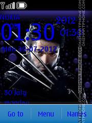 Wolverine tema screenshot
