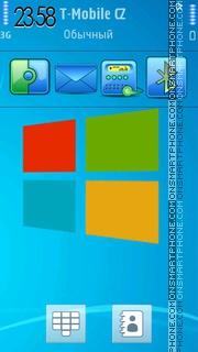 Windows 8 S50v5 theme screenshot