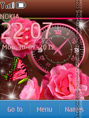 Roses Theme-Screenshot
