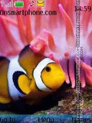 Clownfish theme screenshot