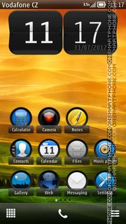 Bellezza theme screenshot
