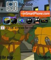 4erep theme screenshot